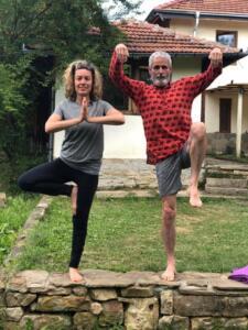 Yoga in Bulgaria