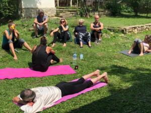 Yoga Dharma Teacher Training Veliko Tarnovo